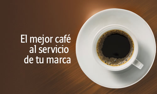 Instant coffee at the service of your brand